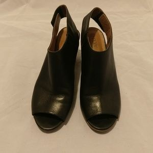 Abound/  Peep toe booties